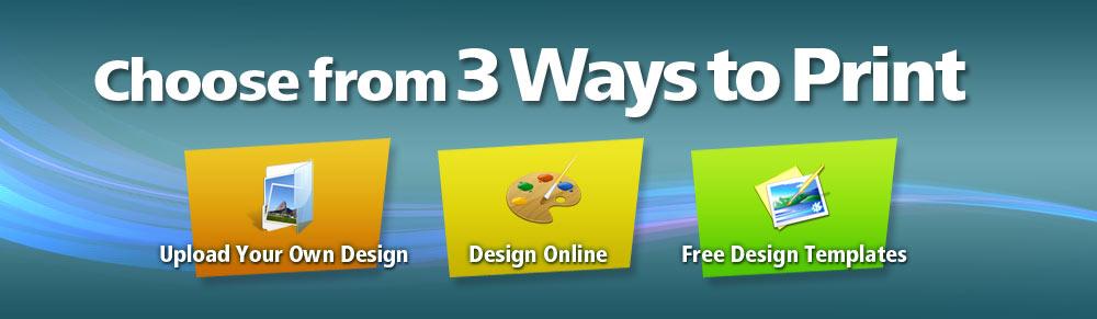 3 Ways to Print